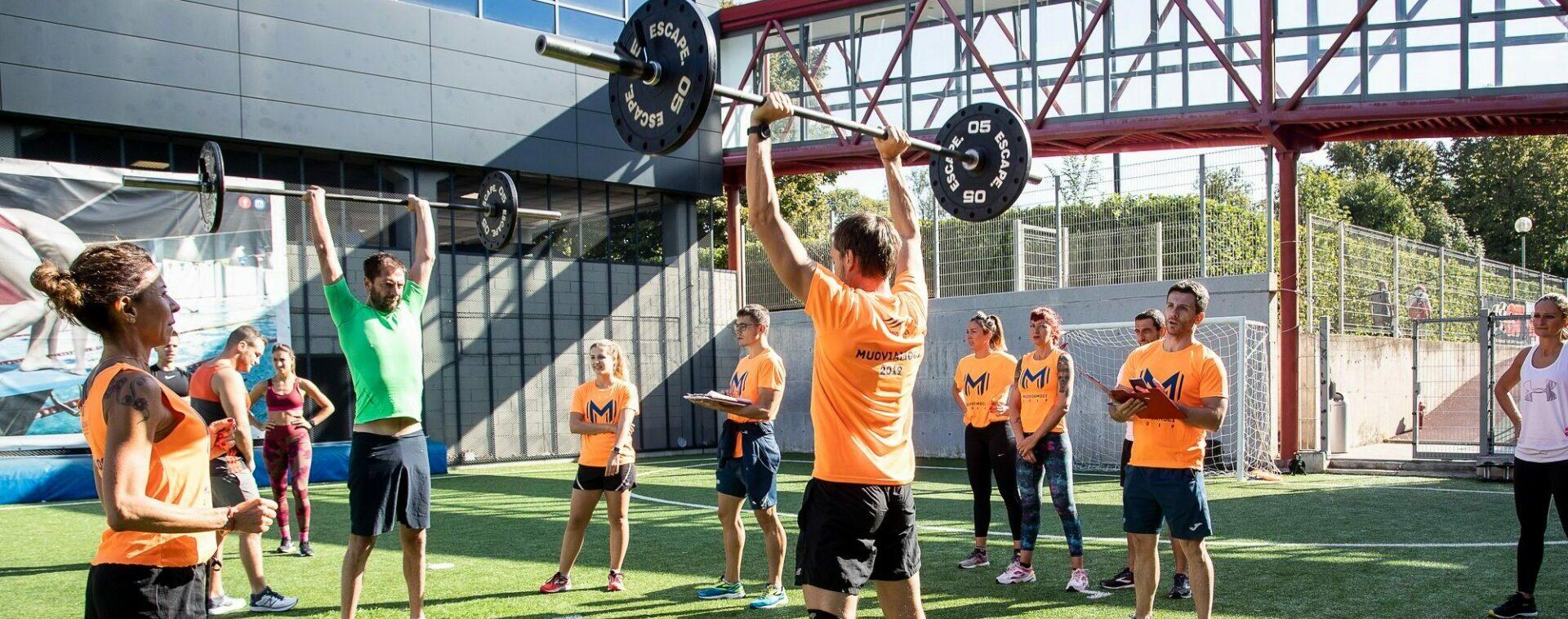 attività esterne millennium sport & fitness
