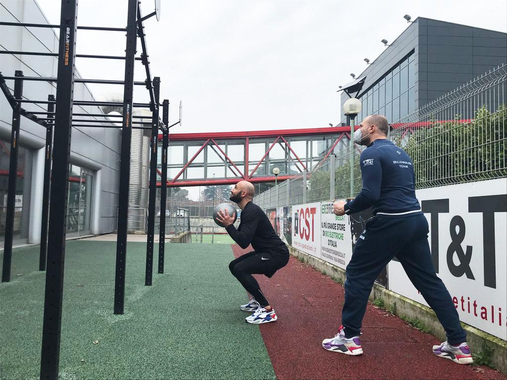 news allenamenti sportivi agonistici millennium