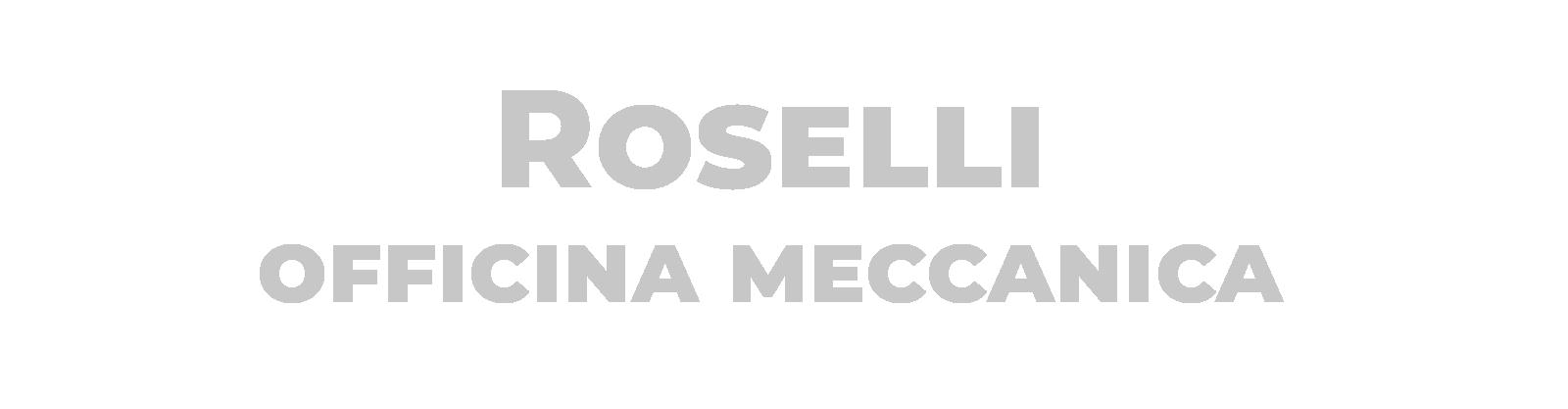 roselli officina meccanica
